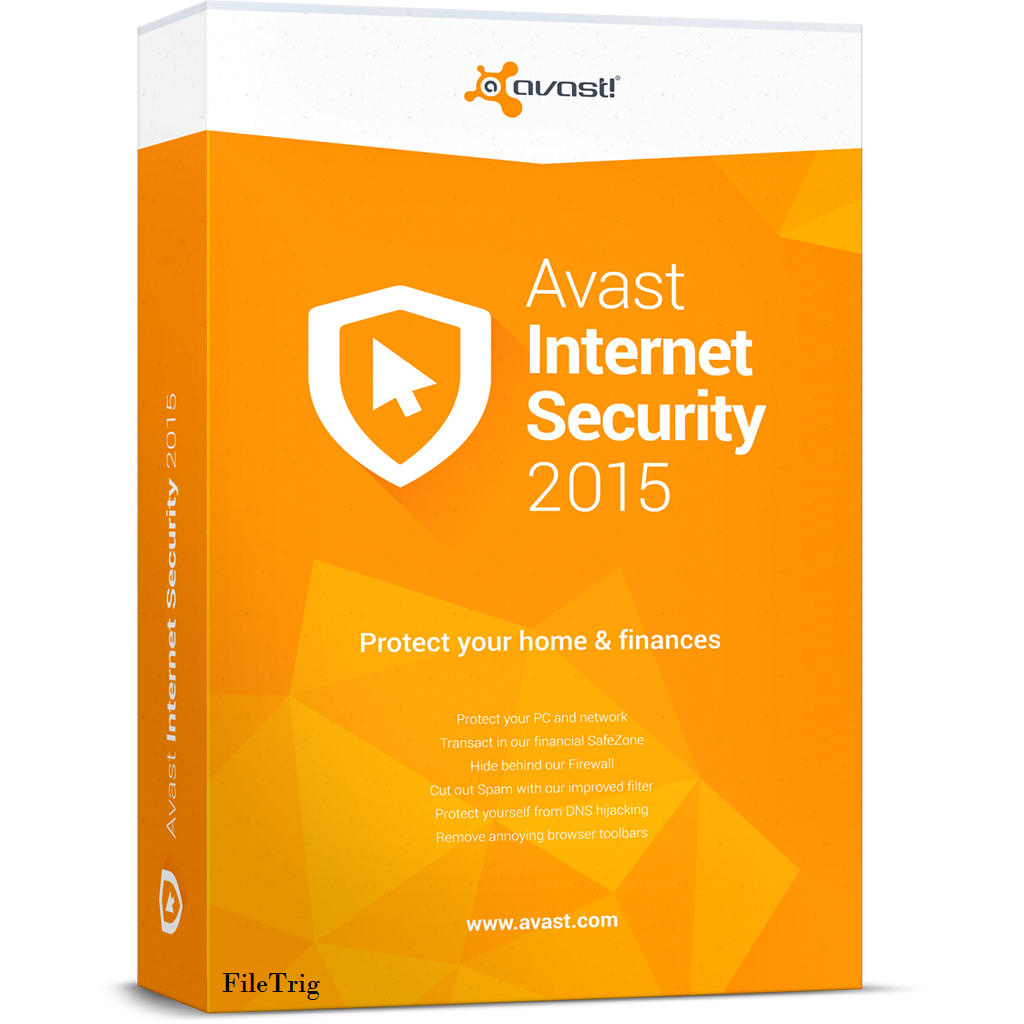 Avast Internet Security 2015 License File