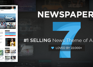 Newspaper 7.4 WordPress theme licesne key