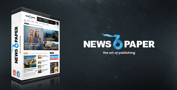 Newspaper WordPress Theme 6.7.1 Activation Key